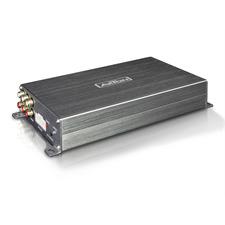 Axton A580DSP - 4-Kanal Smart Digital Verstärker mit DSP (4 x 150 Watt / Steuerung der DSP Einstellungen via Smartphone App per Bluetooth Verbindung)