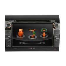 Zenec Z-E3726 - E>GO Navigationsgerät bzw. fahrzeugspezifischer Naviceiver für FIAT Ducato Modelle (Infotainer mit 17,8 cm Bildschirm / BT / für iPod/iPhone gemacht)