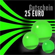 02 - Wertgutschein über 25,00 Euro
