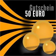 03 - Wertgutschein über 50,00 Euro