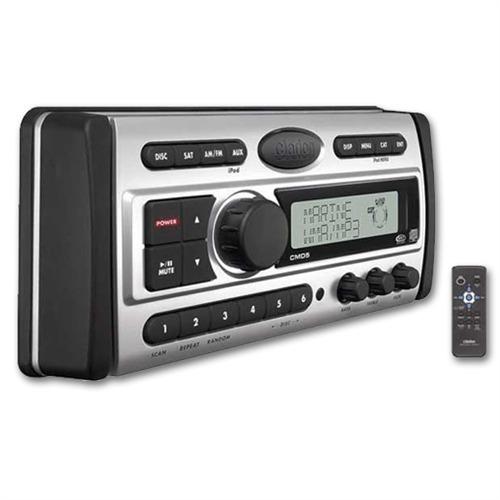 Clarion marine radio