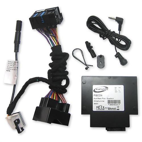 Kufatec Original Vw Audi Ipod Adapter With: AUDI Freisprecheinrichtung FSE A3 8P 8PA A4 8E B6 B7 A6 TT
