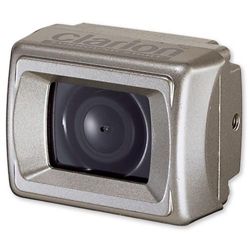 Clarion-CC1030E-Mini-Farb-CCD-Kamera-mit-Aluminiumgehaeuse-Camera-Spiegelbild-Dar