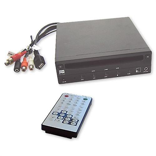 dietz 85700bl dvd video player mit usb fernbedienung. Black Bedroom Furniture Sets. Home Design Ideas