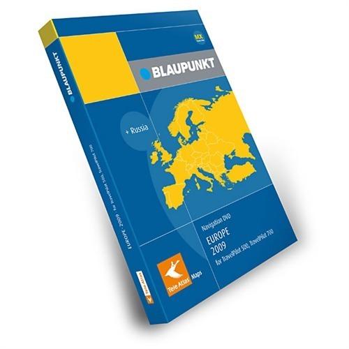 blaupunkt europa europe navi navigations update dvd mx 2009 travelpilot 500 700 ebay. Black Bedroom Furniture Sets. Home Design Ideas