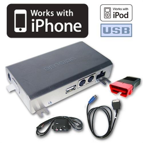 bmw usb iphone 3gs ipod interface 3er e90 e91 e92 e93 ebay. Black Bedroom Furniture Sets. Home Design Ideas