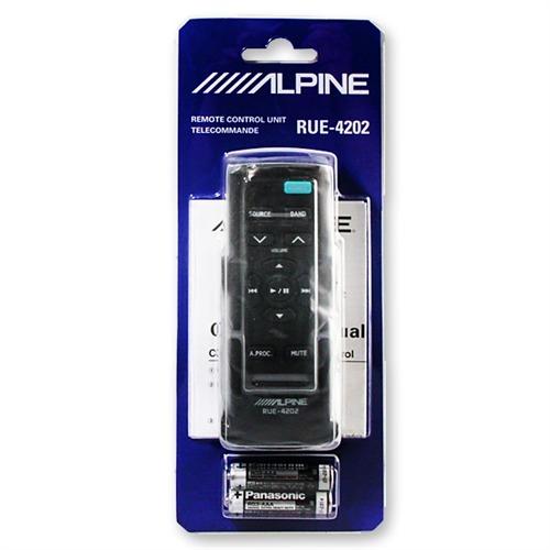 ALPINE IR Fernbedienung RUE4202 IDA-X300 CDE-9881R CDA-9883R CDA ...