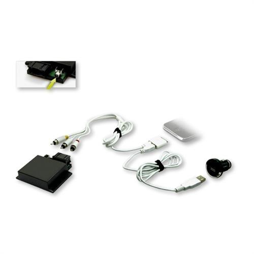 Kufatec Original Vw Audi Ipod Adapter With: IPhone / IPad / IPod