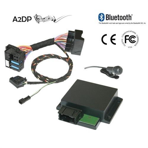Kufatec Original Vw Audi Ipod Adapter With: FISCON Freisprecheinrichtung Bluetooth Für