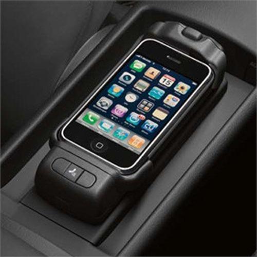 AUDI-Handyadapter-Ladeschale-iPhone-3-3G-3GS-8P0-051-435-HC-A3-A4-A5-A6-Q5-Q7-TT