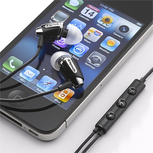 klipsch s4i d1k37036 in ear kopfh rer f r ipod iphone ipad 3 5 mm klinkenstecker schwarz. Black Bedroom Furniture Sets. Home Design Ideas