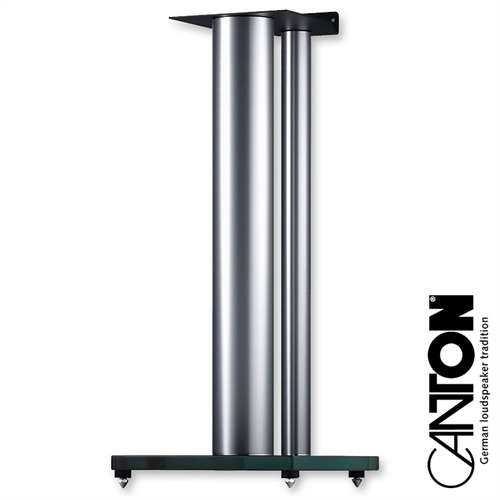 canton ls 850 2 lautsprecherst nder aus unserer ausstellung schwarz hochgl nzend. Black Bedroom Furniture Sets. Home Design Ideas