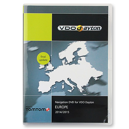 tele atlas europa   vdo dayton dvd bmw vw phaeton  letztes update