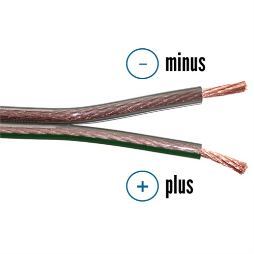 Sommer Cable 225 MKII - SC-ORBIT - Lautsprecherkabel (50 m / 2x2 ...