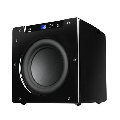 velodyne spl 1000 ultra aktiv subwoofer 2400 watt 25. Black Bedroom Furniture Sets. Home Design Ideas