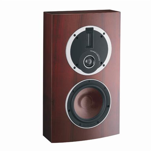 dali rubicon lcr on wall lautsprecher 20 150 w rosso furnier 1 st ck. Black Bedroom Furniture Sets. Home Design Ideas