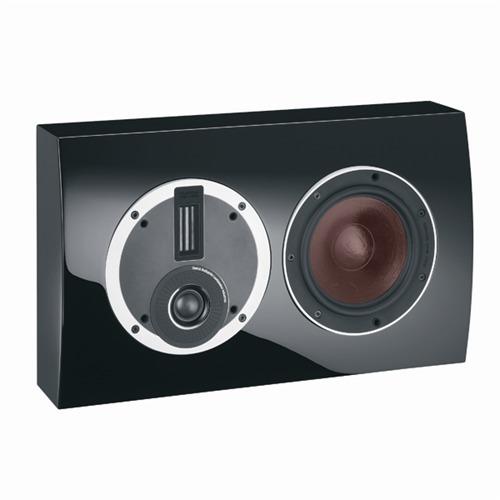 dali rubicon lcr on wall lautsprecher 20 150 w hochglanz schwarz 1 st ck. Black Bedroom Furniture Sets. Home Design Ideas