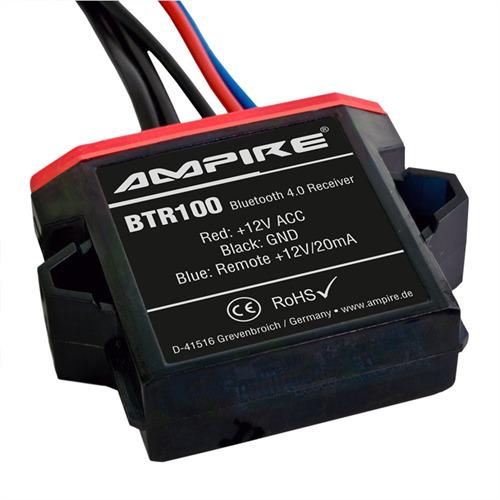 ampire btr100 bluetooth 4 0 receiver bluetooth adapter. Black Bedroom Furniture Sets. Home Design Ideas