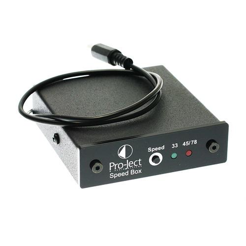Pro-Ject Speed Box elektr.Motorsteuerung Drehzahlwahl ...