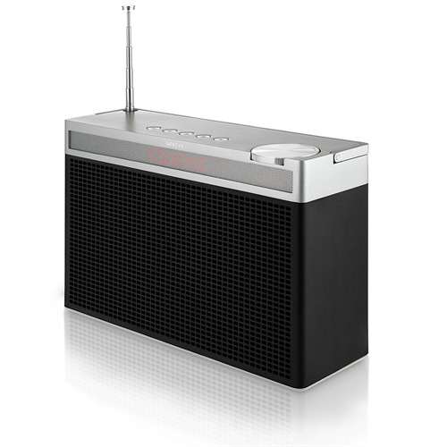 geneva touring l bluetooth lautsprecher tabletop radio. Black Bedroom Furniture Sets. Home Design Ideas