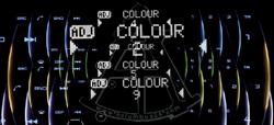 Frontblenden-Beleuchtung in einer von 728 Farben