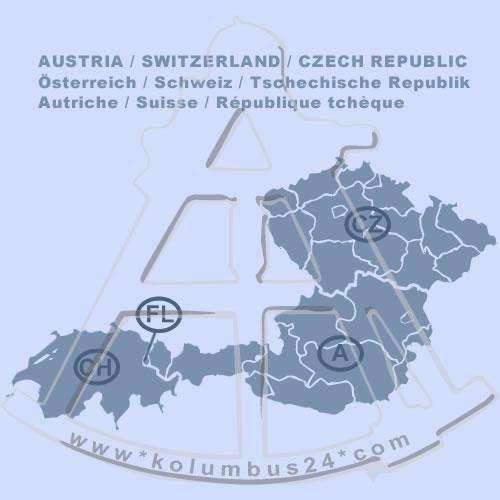 ÖSTERREICH / SCHWEIZ / TSCHECHISCHE REPUBLIK