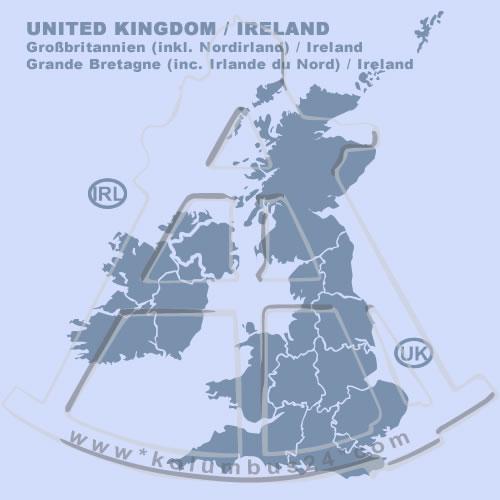 Großbritannien / Ireland